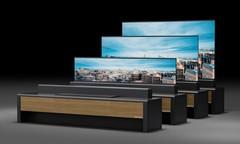 CES2020:全球首台卷曲屏幕激光电视来了!