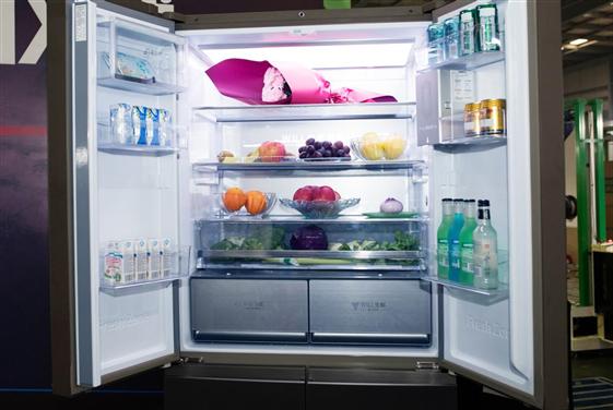 极致养鲜 鲜如现摘容声WILL养鲜冰箱环球首发