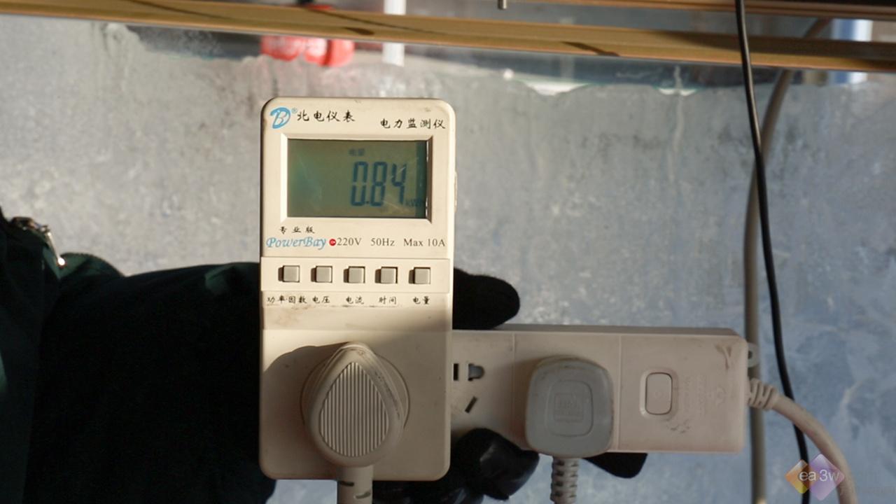 漠河极限挑战之旅:8款空调极寒运行,耗电量竟然翻倍?