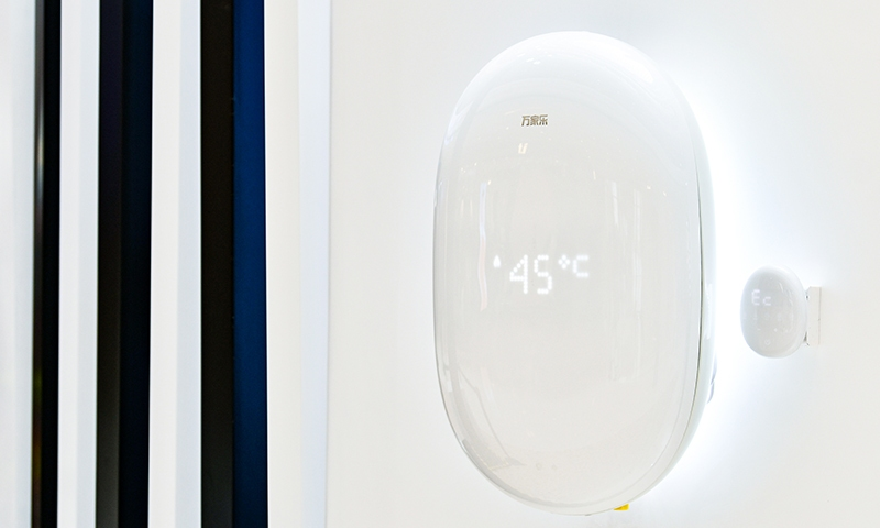 科技潮品,向美而生!万家乐天工白玉燃气热水器深度评测