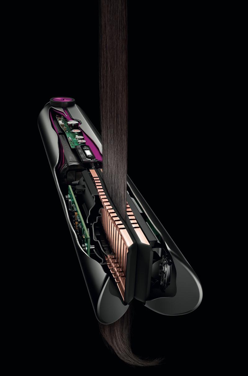 """戴森推出全新直发器Corrale,价格约3500元,但好像谈不上""""颠覆"""""""