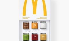 麦当劳汉堡味套装蜡烛遭疯抢,跨界玩周边是步好棋