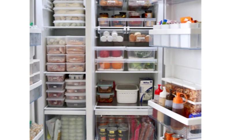 让你的冰箱瞬间变大,分类存放让空间瞬间清爽