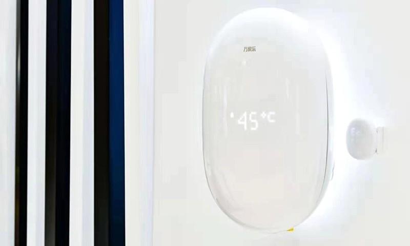 新冠疫情催生健康家电需求,万家乐健康热水器受追捧