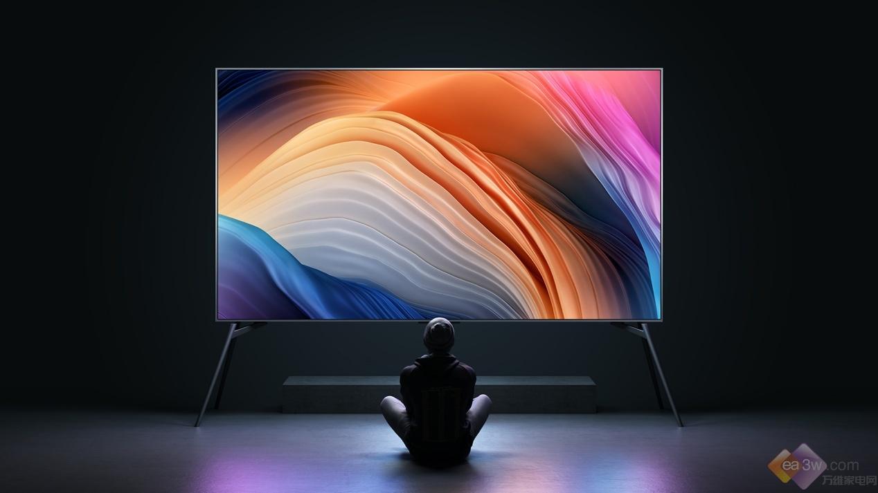 """19999元售价仅行业均价的五分之一 Redmi智能电视MAX 98""""发布"""