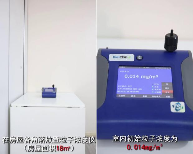 """海信新风空调深度评测:新风+增氧功能强大的新一代空调""""网红"""""""
