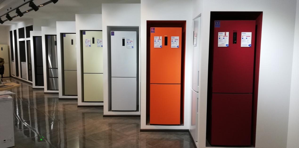 俄罗斯冰箱市场:行业整体下行,海尔逆增310%