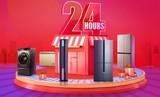 全网直播24小时,康佳15天生态原鲜冰箱引百万关注热潮