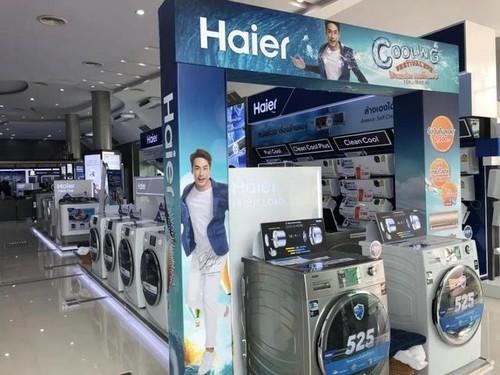 主打健康场景 海尔洗衣机在泰国实现5倍速增长