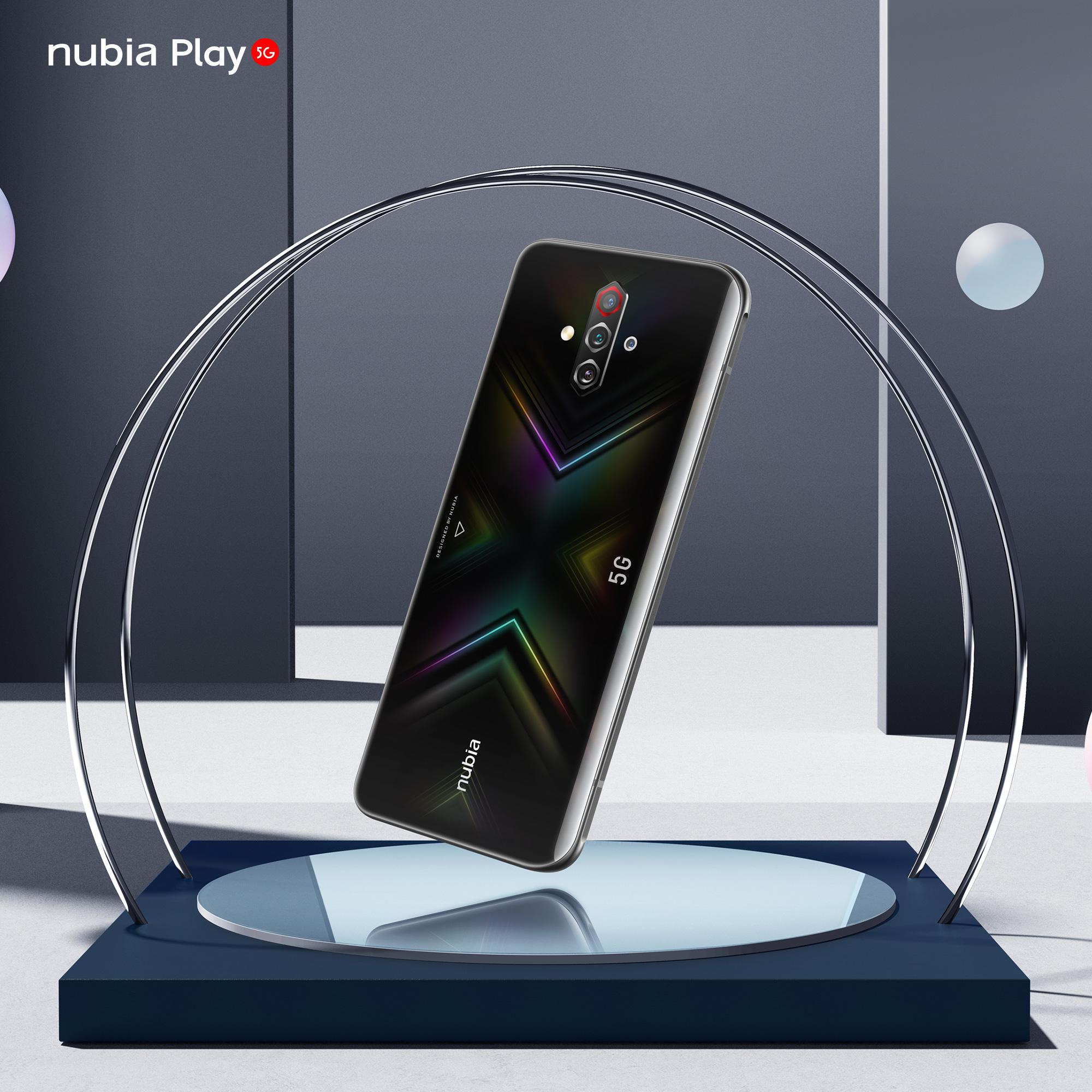 用产品诠释何为玩个痛快,努比亚Play正式登场