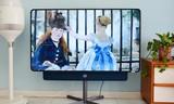 你的电视还能变身手机?TCL·XESS旋转智屏开启电视新玩法