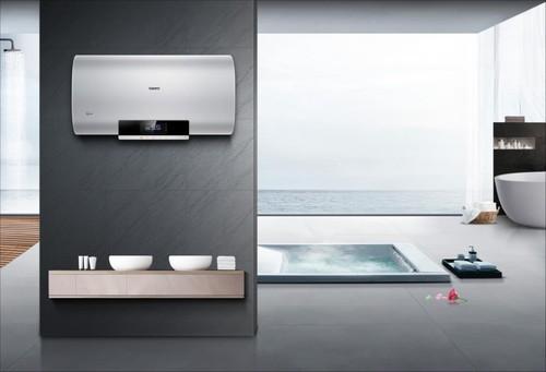 双胆速热、纤薄机身 格兰仕电热水器再升级