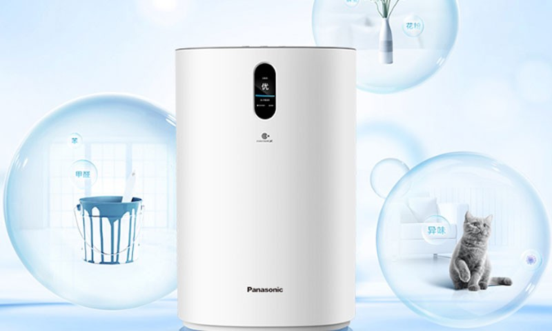 缓解亚健康,性能绝杀的松下芯替式空气净化器值得推荐