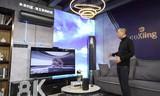 21Face互动智慧屏全球首发 云米实现全场景跨屏交互