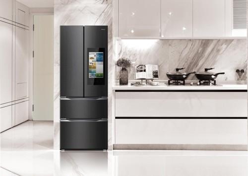 格兰仕388L法式多门智能生态冰箱 伴妈妈们度过美好的时光