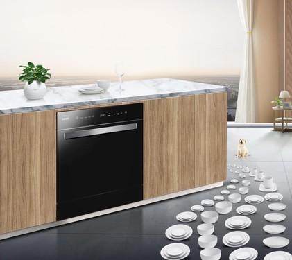 摆脱家务烦恼 格兰仕洗碗机才是520送她最好的礼物