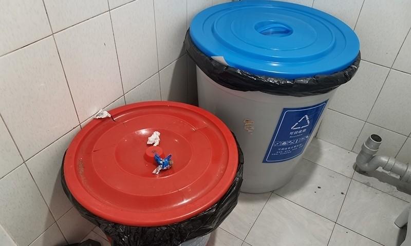 北京专项检查垃圾分类问题多,混堆混放等难点如何破?
