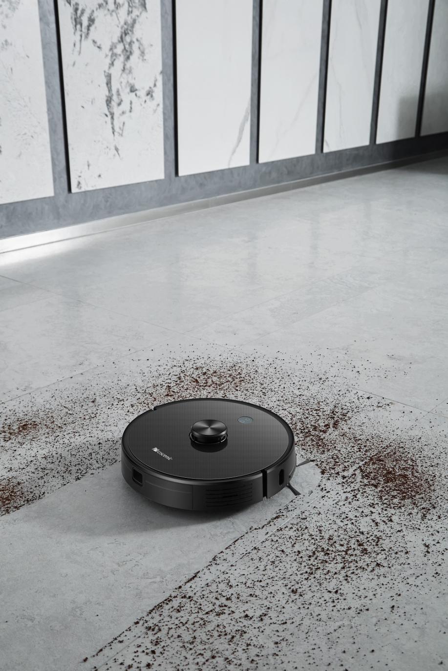 扫地机器人哪个品牌好?浦桑尼克扫地机被李湘推荐啦