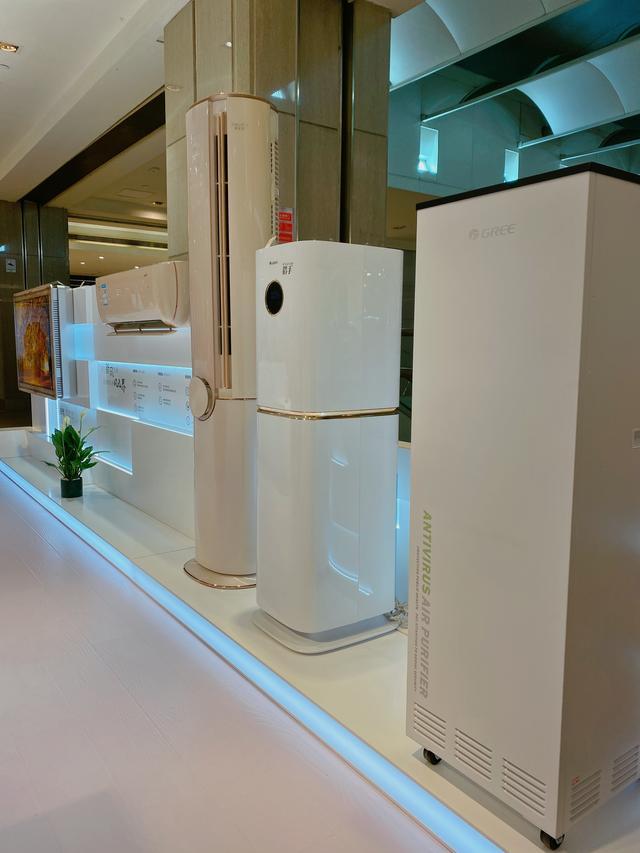 格力电器进驻中国高端奢侈品商场北京SKP,成SKP国产家电第一品牌!
