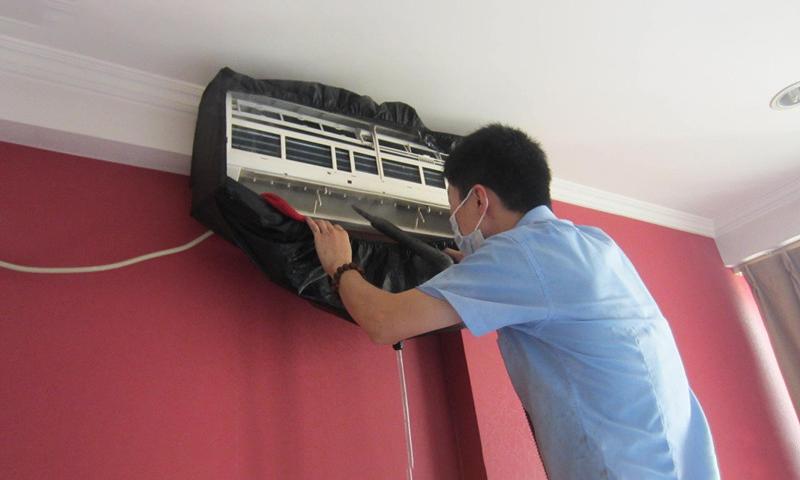 夏天来了!不清洗干净的空调你敢开吗?