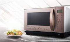 健康便捷的生活有多简单?格兰仕Q3微蒸烤一体机给你答案