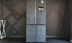 首款全空间搁贵滨顿食材管理冰箱深度评测:有眼睛、能交互、会思考,海信做到了!