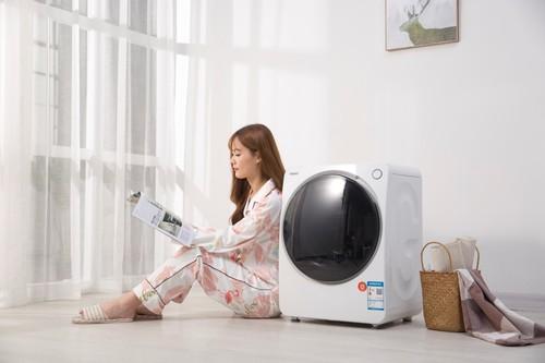 少量衣物频繁洗?格兰仕3公斤迷你洗衣机帮你减少