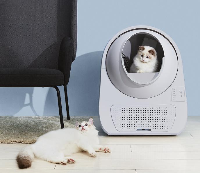 """创意酷品:想摘掉""""铲屎官""""的帽子?CATLINK 自动猫砂盆可以帮到你"""