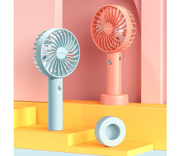 mini小风扇,居家、办公、外出,总有一款适合你!
