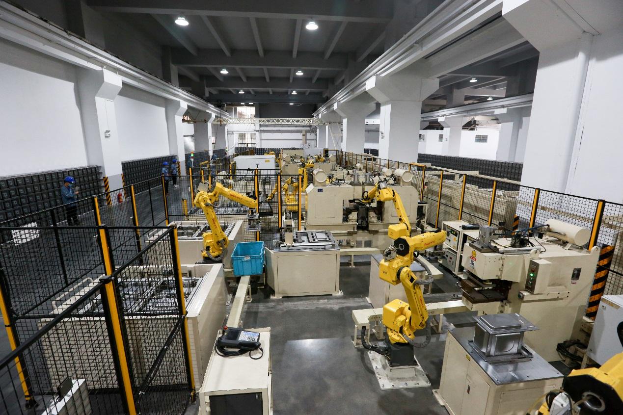 格兰仕五十天建成超千万台产能的健康家电示范基地