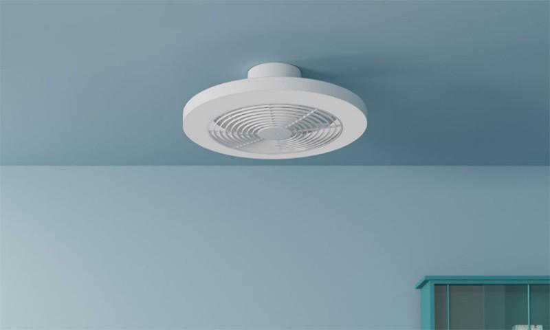 创意酷品:有了烁影变频风扇灯,这个夏天就不会觉得闷热了