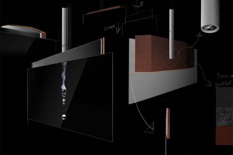 德国奢华电视品牌美兹黑标雕塑系列产品全球首发