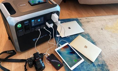 创意酷品:只需一个Bluetti  AC200,野外露营用电问题都能轻松解决