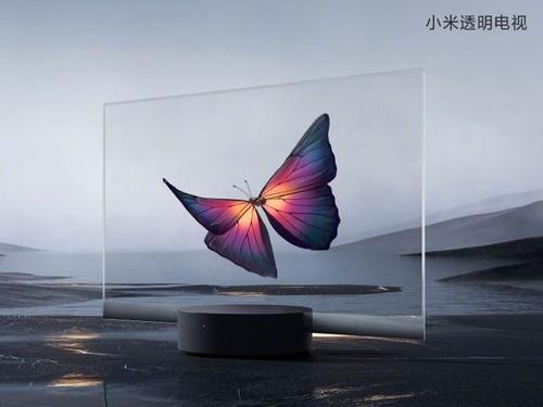 """科技早闻:TCL发布mini LED屏电视,小米""""透明电视""""售价49999元"""