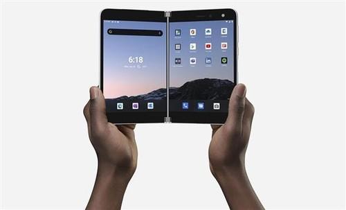 科技早闻:富士通推出可穿戴空调,微软SurfaceDuo双屏手机9月10日上市