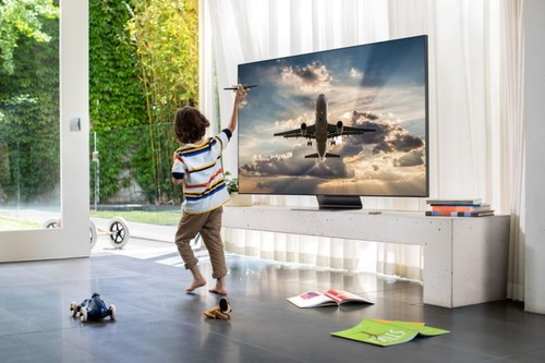 有意义的设计:三星8K电视创新音效科技,打造身临其境的听觉盛宴