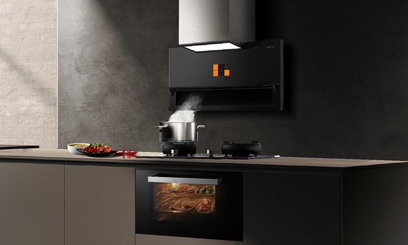 重新定义集成厨电,全新方太集成烹饪中心实现三大效率升级