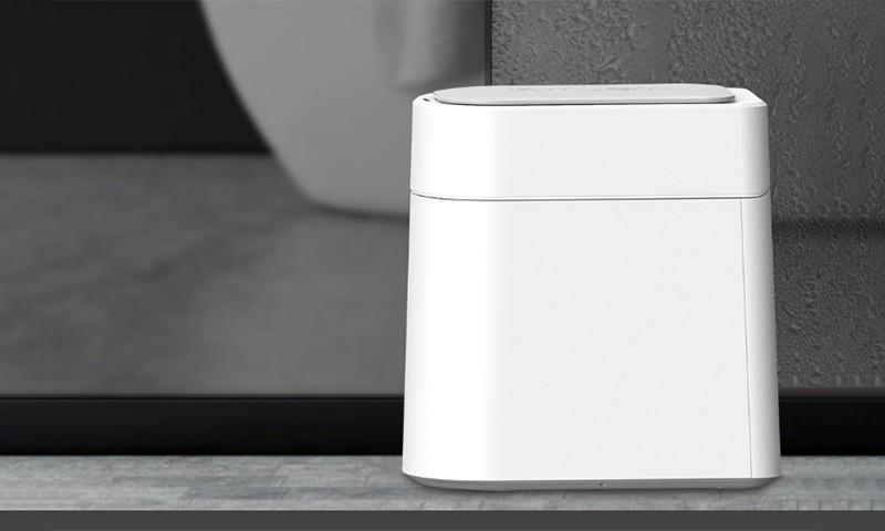 创意酷品:花299元买一个智能垃圾桶,到底值不值?