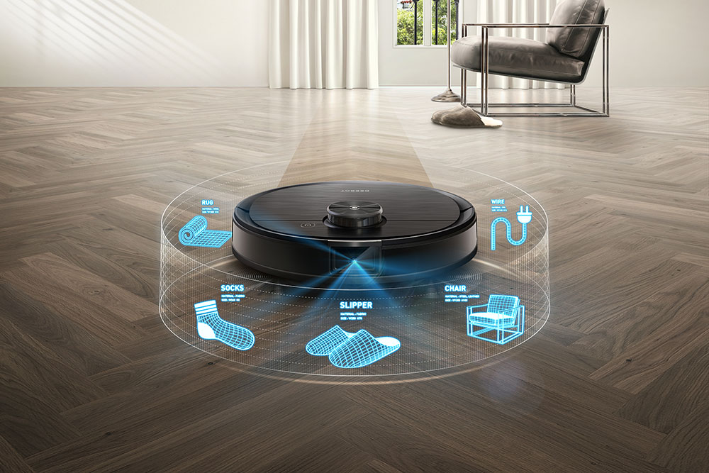 """科沃斯:布局人工智能,巩固家用服务机器人""""护城河"""""""
