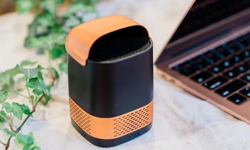 创意酷品:迷你空气净化器来了,小身材却有大作用