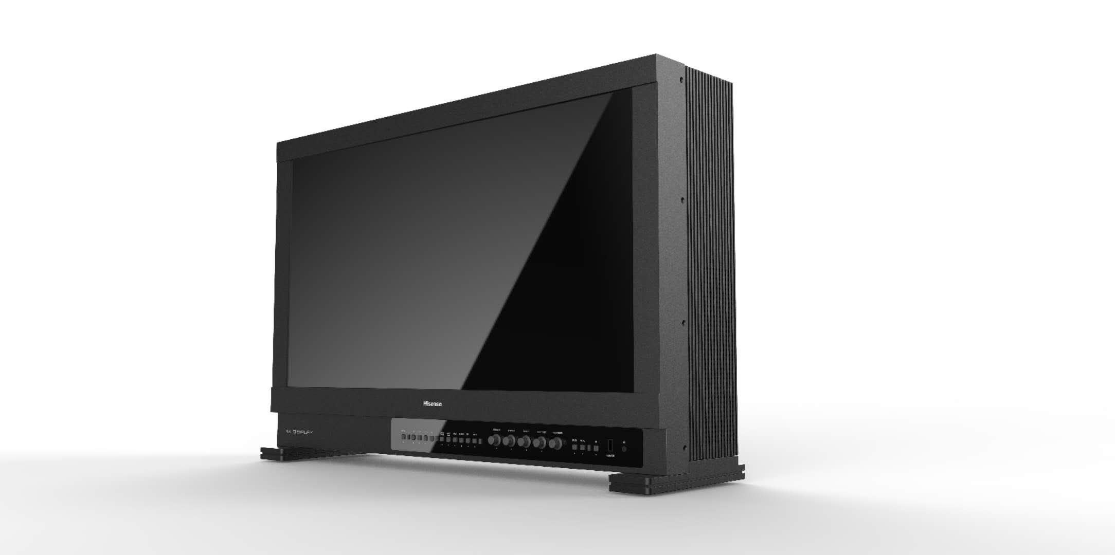 画质技术的标尺!海信正式发布基准级广播监视器