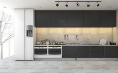 三招教你如何判断自家厨房适合不适合装嵌入式烤箱!