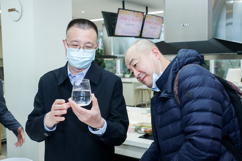"""中消协副秘书长栗元广:方太""""NSP选择性过滤膜""""带来健康饮水的更好选择"""