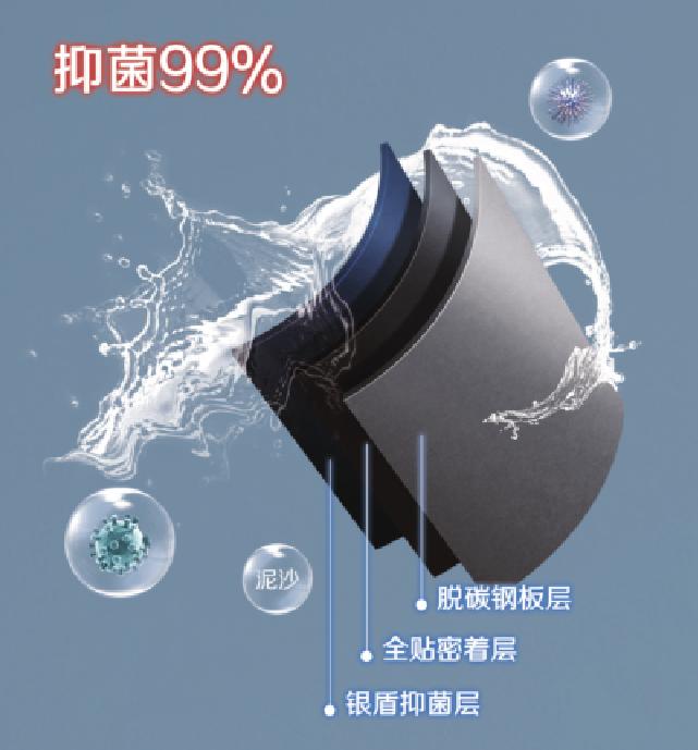 舒心洗浴,万家乐全新发布立式速热电热水器GS3