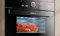 蒸烤箱怎么选?买这台众多烹饪达人推荐的凯度双热风蒸烤一体机就对了