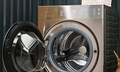 全新衣物除菌护理选择,松下高级护理纳诺怡™洗衣机XQG100-LD169图赏
