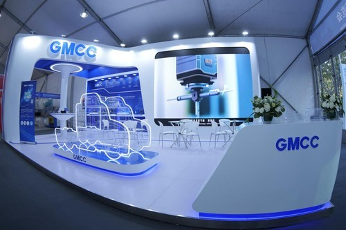 "GMCC携""行云芯""出道,首秀CIAAR 2020"