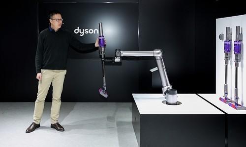看戴森新品Omni-glide万向吸尘器,如何转变你的清洁方式