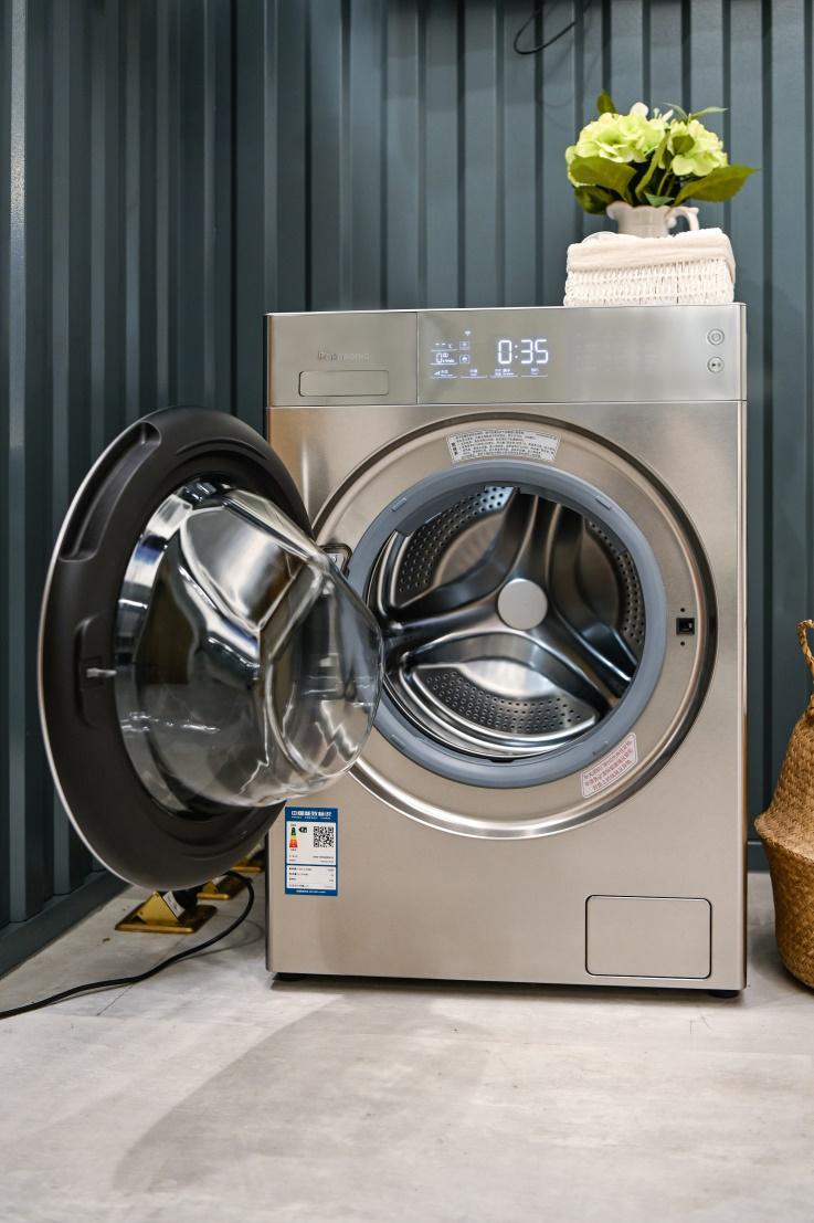 健康洗护引领者,全新松下纳诺怡™洗衣机评测