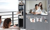 支持1000人视频通话,海信社交电视再升级